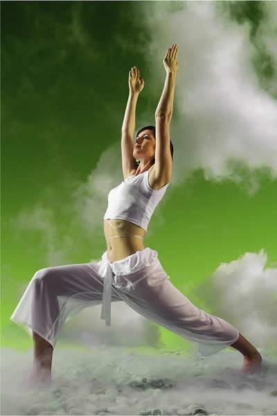 Estirando los músculos - Body Balance
